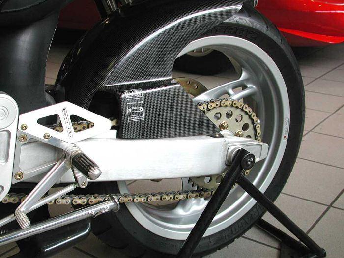 Bimota 500 V-DUE Corsa 1999 - 21