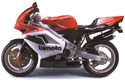 Bimota 500 V-DUE Corsa 1999 - 8