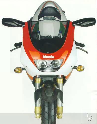 Bimota 900 DB4 i.e. 2001 - 2