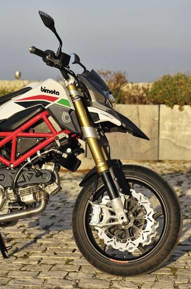 Bimota DB10 Bimotard 2012 - 4