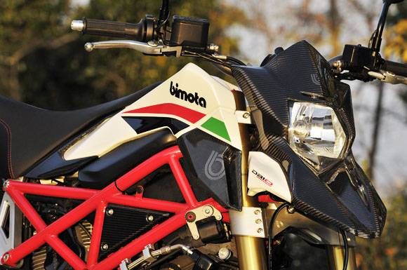 Bimota DB10 Bimotard 2012 - 3