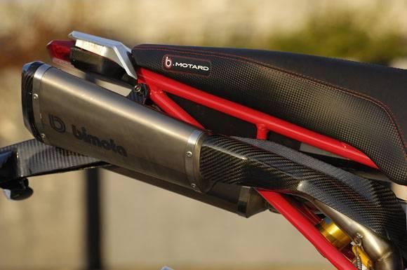 Bimota DB10 Bimotard 2012 - 9