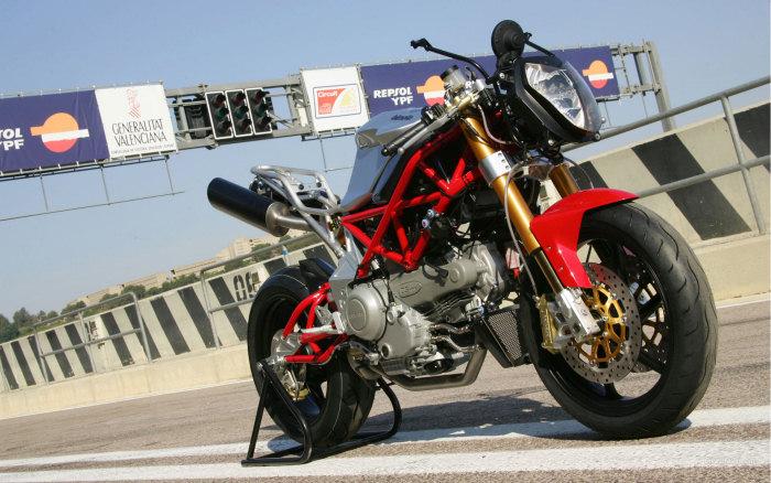 Bimota 1000 DB5 2006 - 12