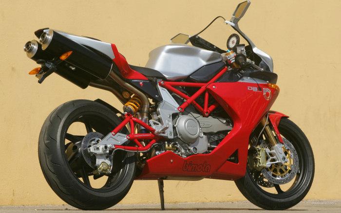 Bimota 1000 DB5 2006 - 14