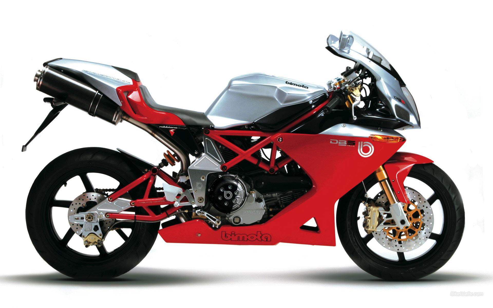 Bimota 1000 DB5 2006 - 24