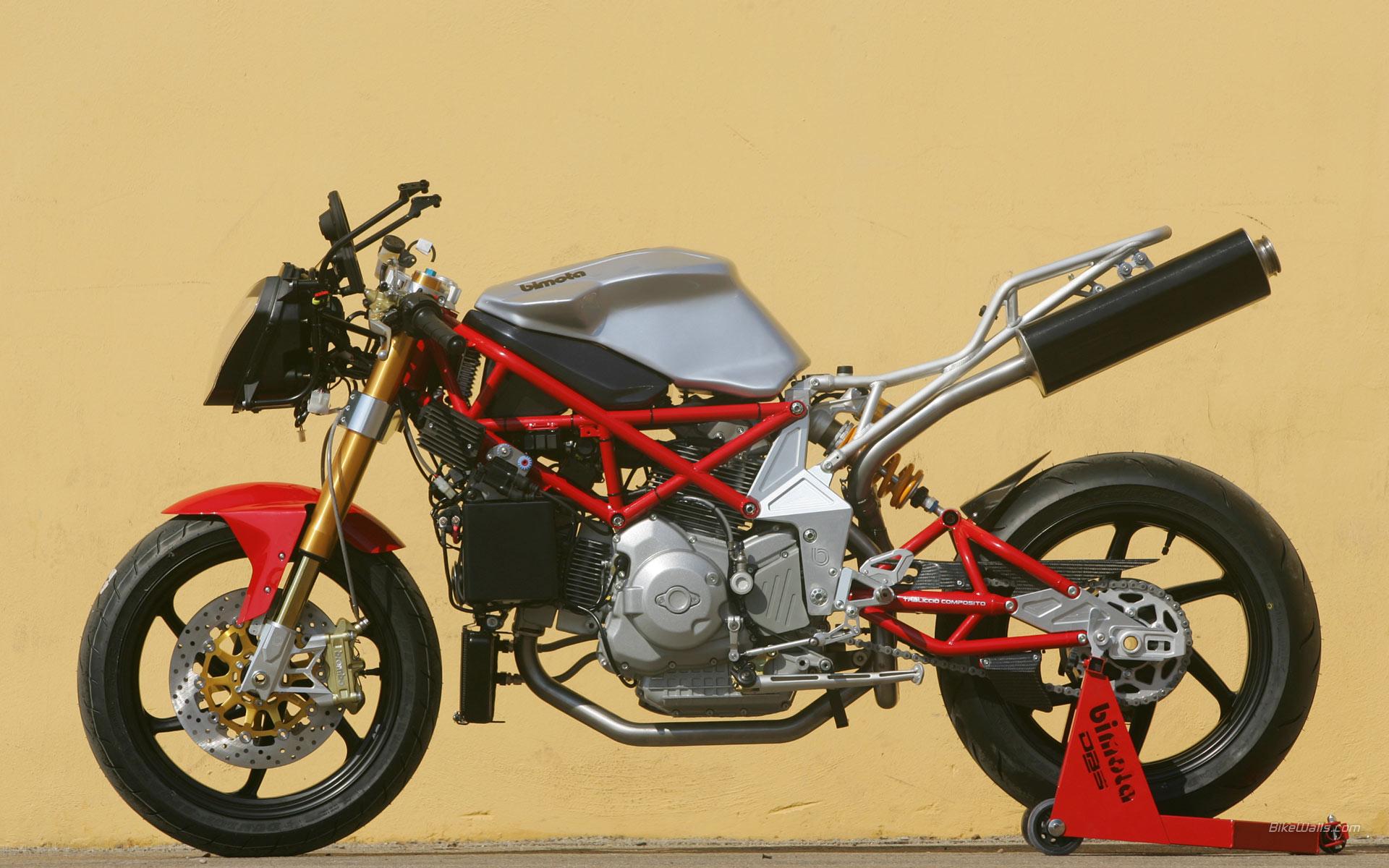 Bimota 1000 DB5 2006 - 20