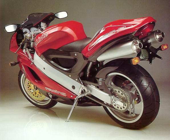 Bimota 1100 SB6-R 1998 - LSR-SB6