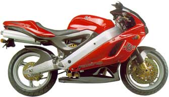 Bimota 1100 SB6-R 1998 - 2