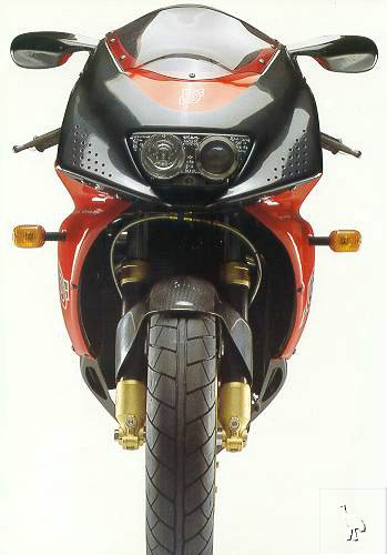 Bimota 1100 SB6-R 1998 - 4