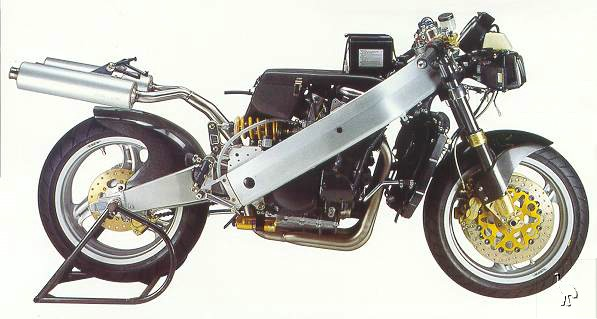 Bimota 1100 SB6-R 1998 - 5