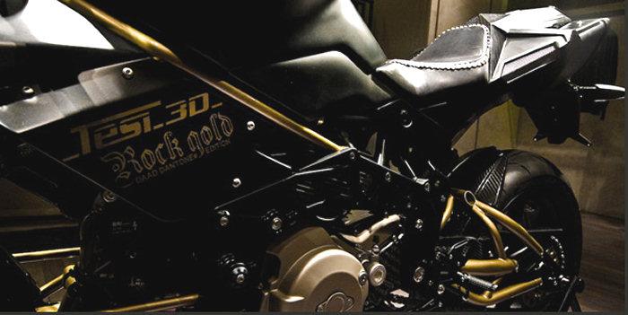Bimota 1100 TESI 3D ROCK GOLD 2009 - 1