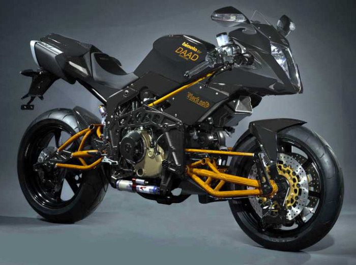 Bimota 1100 TESI 3D ROCK GOLD