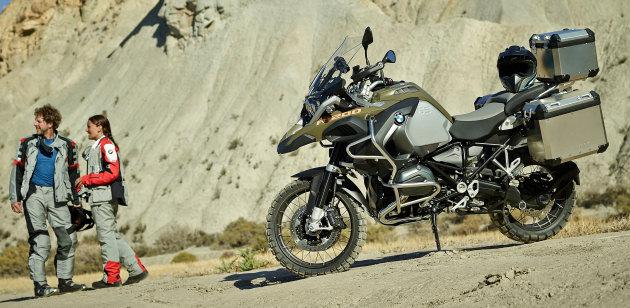 bmw r 1200 gs adventure 2017 - fiche moto - motoplanete