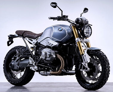 BMW R 1200 Nine-T Brooklyn Scrambler