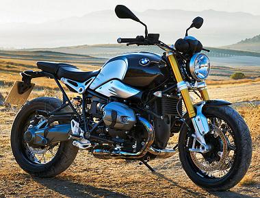 BMW R 1200 Nine-T