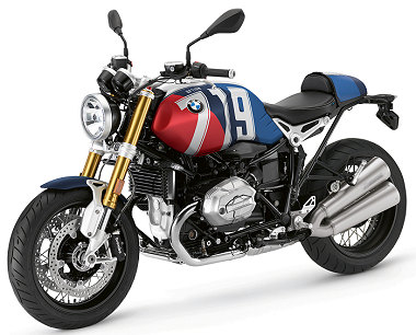 BMW 1200 R Nine-T