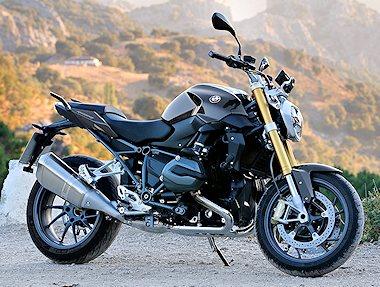 moto BMW R 1200 R2017