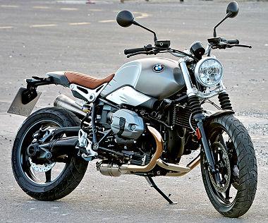 BMW 1200 R NineT Scrambler