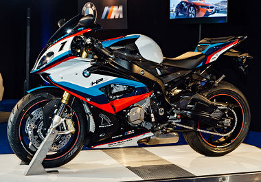 BMW S 1000 RR Edition Magny-Cours