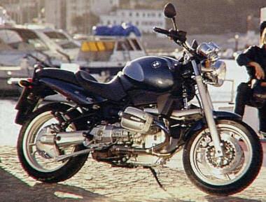 bmw r 1100 r 1998 - fiche moto - motoplanete