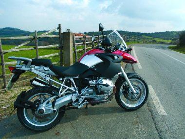 bmw r 1200 gs 2007 - fiche moto - motoplanete