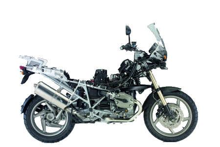 bmw r 1200 gs 2010 - fiche moto - motoplanete