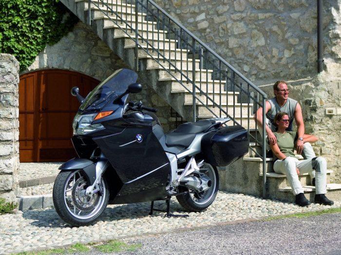 BMW K 1200 GT 2008 - 19