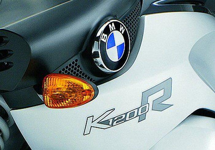 BMW K 1200 R 2008 - 4
