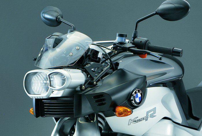 BMW K 1200 R 2008 - 8