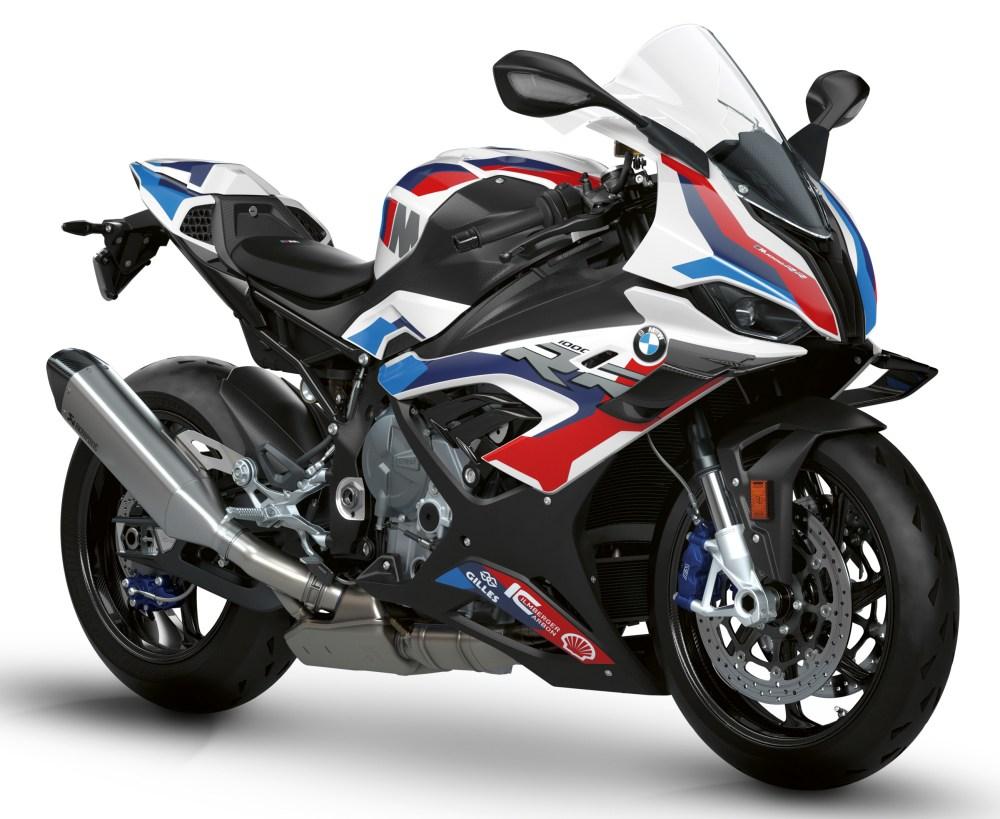 bmw m 1000 rr 2021 - fiche moto - motoplanete