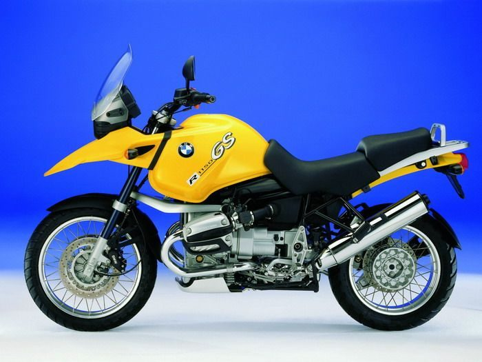 BMW R 1150 GS 1999 - 11