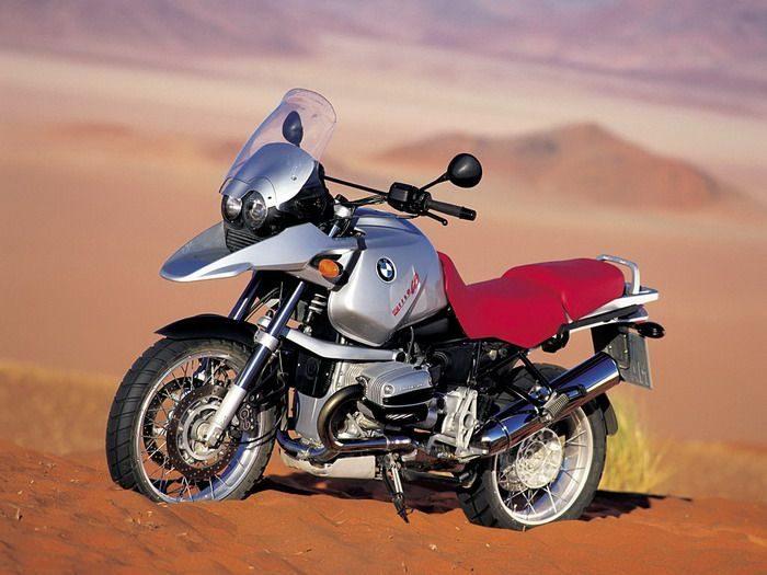 BMW R 1150 GS 1999 - 26