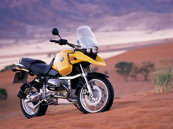BMW R 1150 GS 1999 - 20