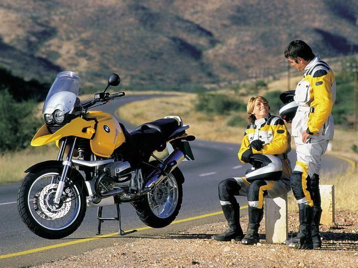 BMW R 1150 GS 1999 - 21