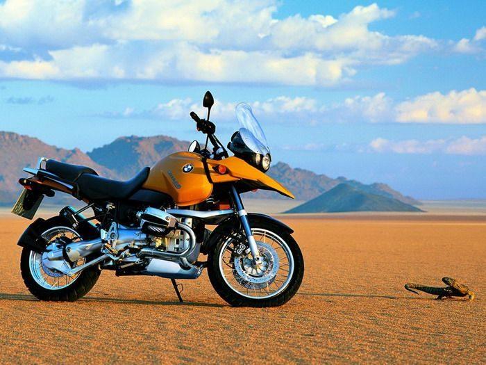BMW R 1150 GS 1999 - 24