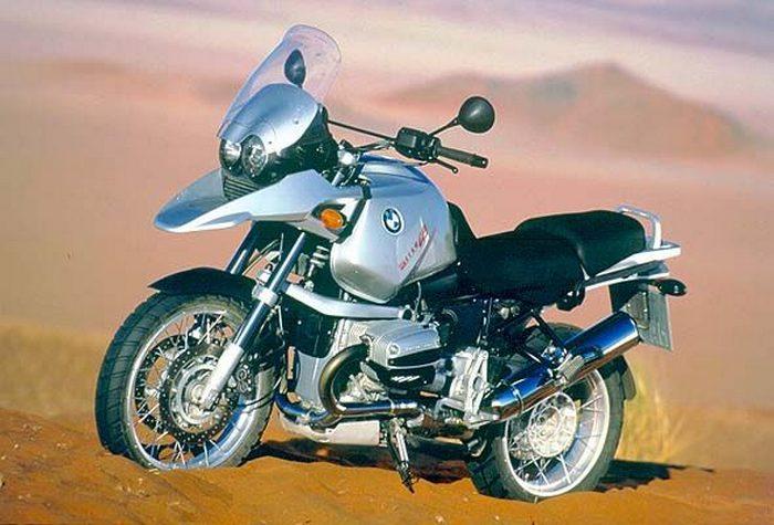 BMW R 1150 GS 1999 - 4