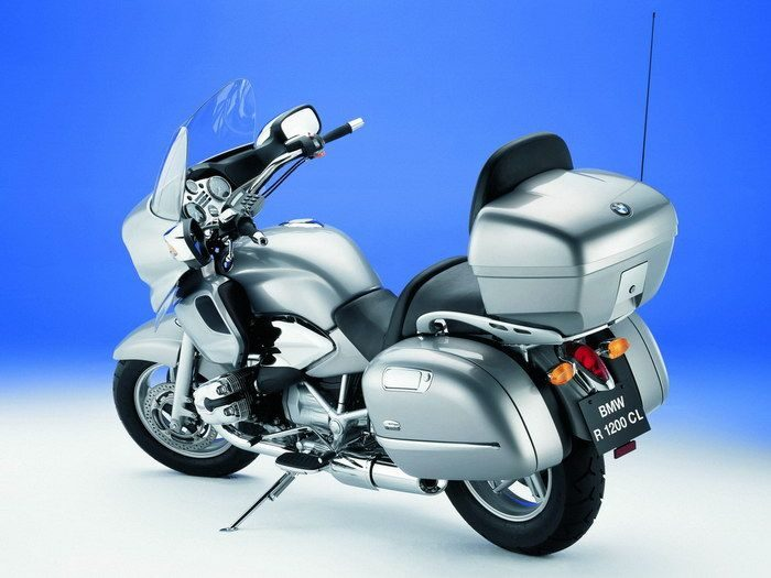 miniature BMW R 1200 CL 2005 - 19