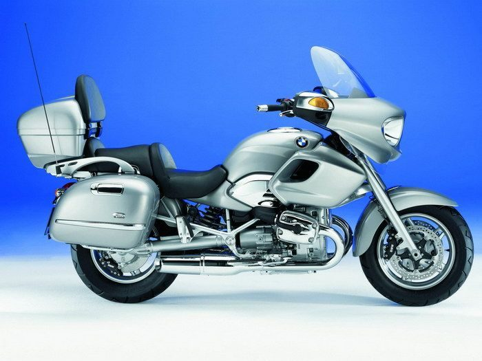 miniature BMW R 1200 CL 2005 - 8