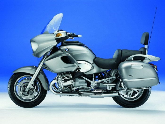 miniature BMW R 1200 CL 2005 - 3