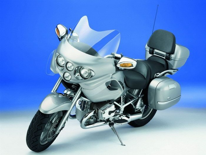 miniature BMW R 1200 CL 2005 - 13