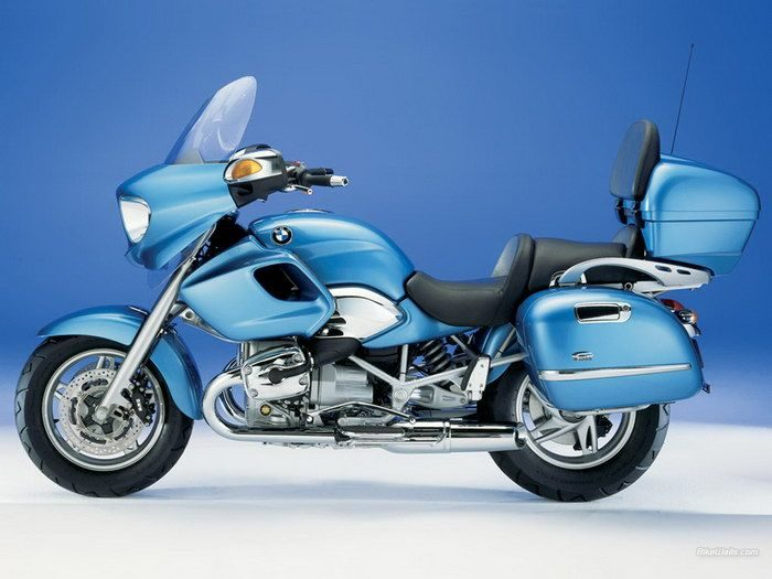 miniature BMW R 1200 CL 2005 - 25