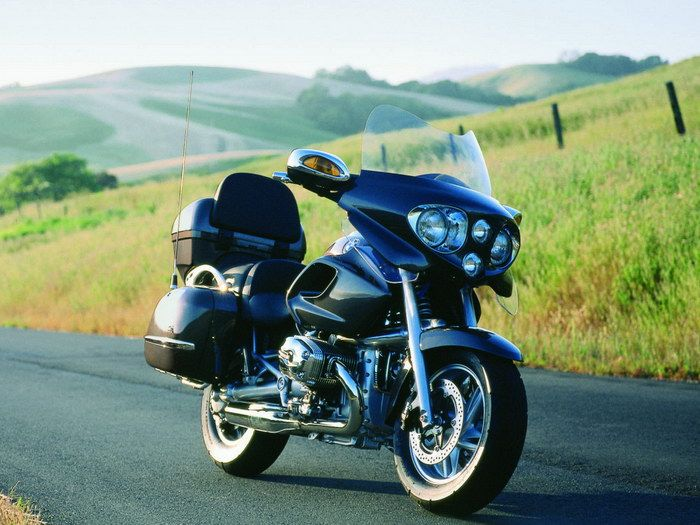 miniature BMW R 1200 CL 2005 - 16