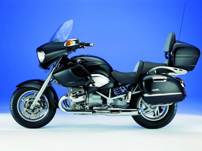 miniature BMW R 1200 CL 2005 - 15