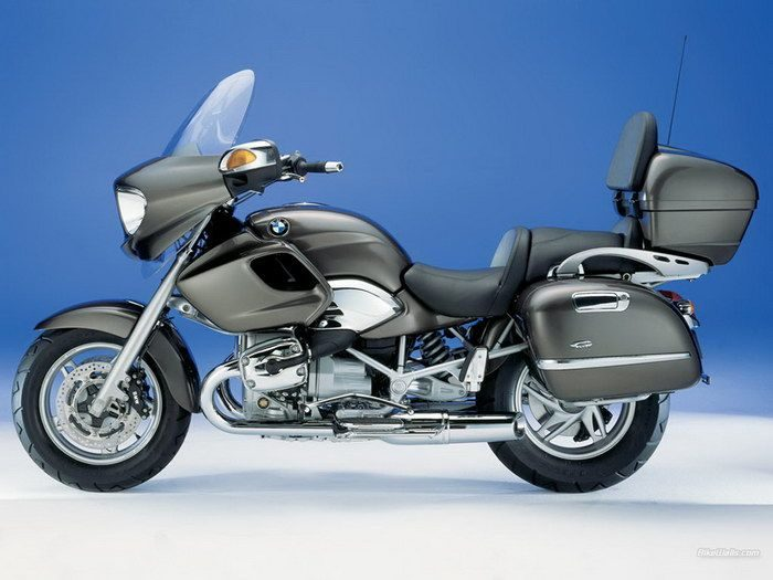 miniature BMW R 1200 CL 2005 - 23