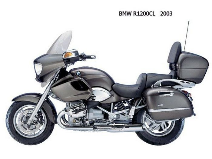 miniature BMW R 1200 CL 2005 - 22