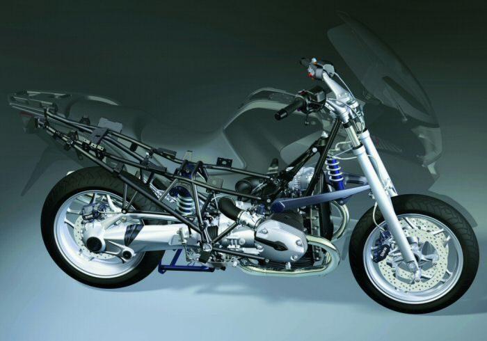 BMW R 1200 RT 2008 - 2