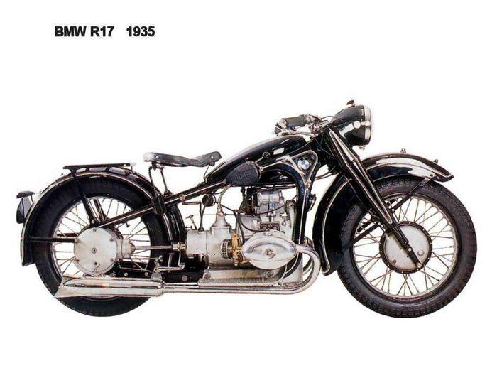 BMW R17 1936 - 4