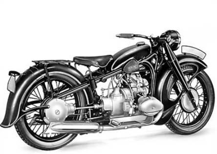 BMW R17 1936 - 2
