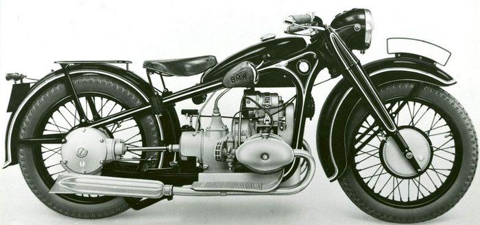 BMW R17 1936 - 1