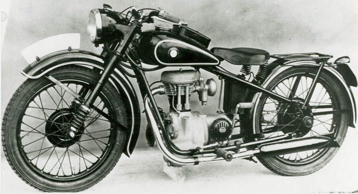 BMW R20 1938 - 3